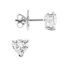 ต่างหูเพชร DiamondLike แห่งความรักเดียวใจเดียว เป็นของขวัญที่ล้ำค่าที่สุดสำหรับความรัก  ส่งตรงจากเบลเยี่ยมถึงมือคุณแล้ว