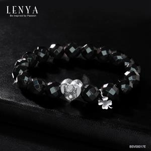 เสริมมงคลแบบมีสไตล์ด้วย สร้อยข้อมือหินดีไซน์คลาสสิก ปรับแต่งหินมงคลได้ตามพื้นดวง พร้อมให้คุณเป็นเจ้าของแล้ววันนี้ที่  Lenya Jewelry